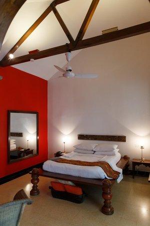 Malabar House: Bedroom