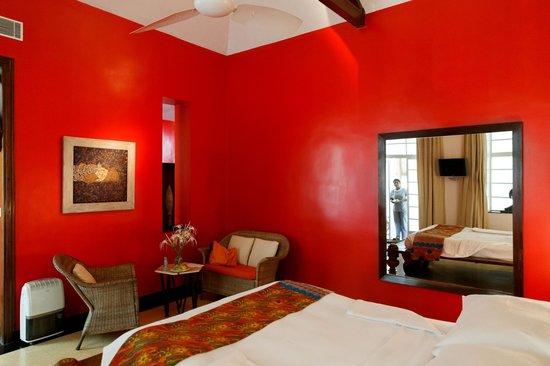 Malabar House : Bedroom