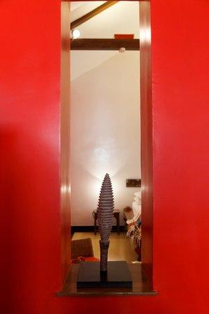 Malabar House : Room niche