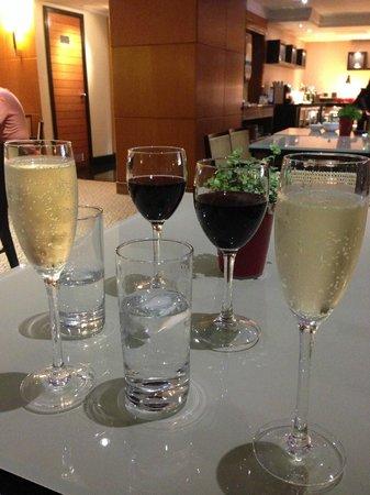 Renaissance Sao Paulo Hotel: Lounge