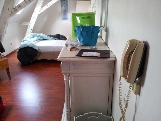 Auberge du Vert Mont : dans la chambre