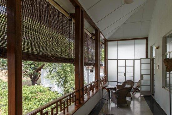 Malabar House : Verandah / Corridor