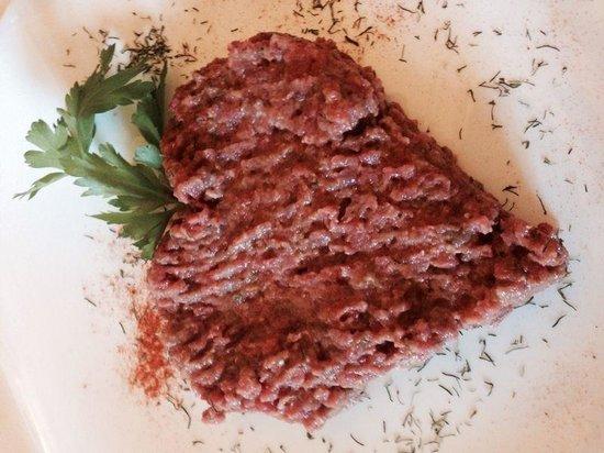 El Trull: el mejor steack tartar