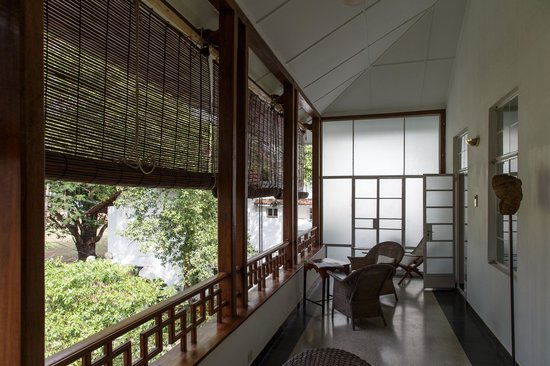 Malabar House : Verandah/Corridor