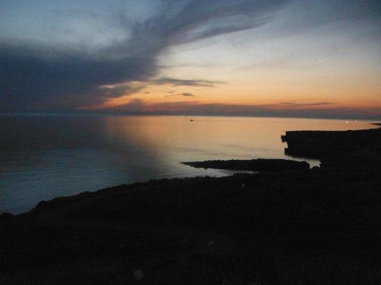 Poseidon Residence : tramonto a S.Vito lo capo