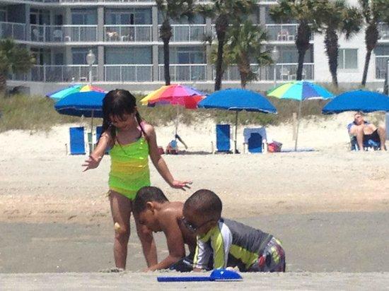 Wyndham SeaWatch Plantation: Kids having fun