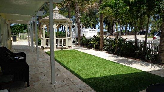 Anna Maria Island Beach Resort: Reception Area