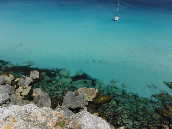 Poseidon Residence: cala rossa Favignana