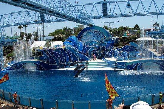 SeaWorld: .