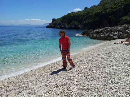 Poseidon Residence: spiaggia di S. Vito lo capo