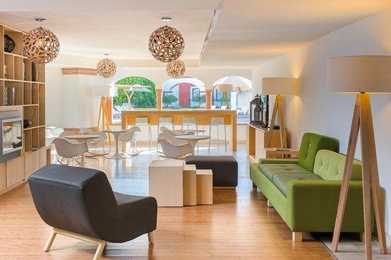 Fiesta Inn Queretaro: Lounge bar
