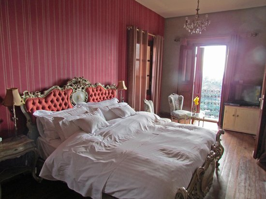 Lokanga Boutique Hotel: Our room
