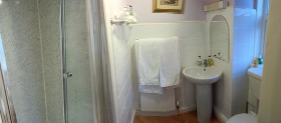St Ann's House : Baño de la habitación doble