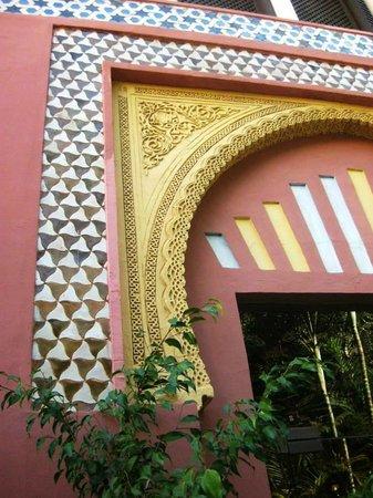 Descubrir  Almunecar Tourist Services: detail of the decoration