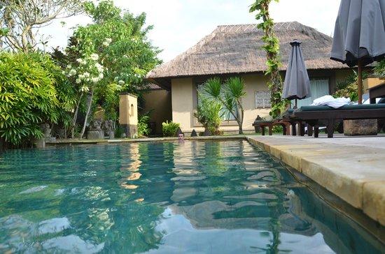 The Sungu Resort & Spa: La Piscina de la zona de habitaciones