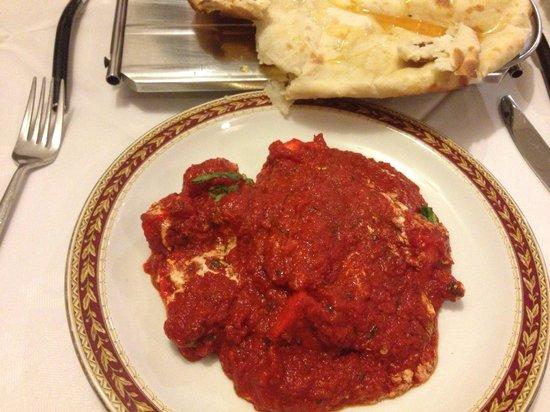 Shabab Balti & Tandoori Restaurant: Chicken tikka masala
