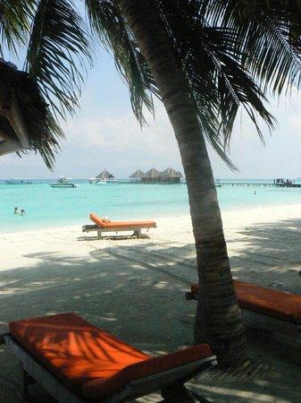 Club Med Kani : plage côté lagon