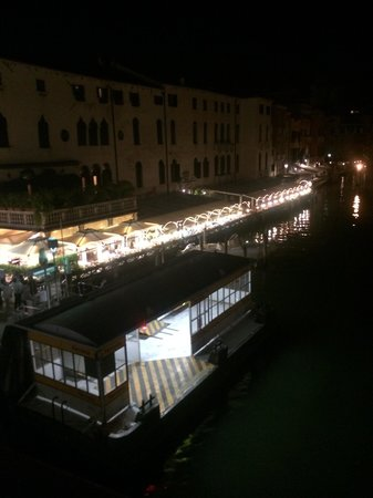 Trattoria Povoledo: From Grand Canal