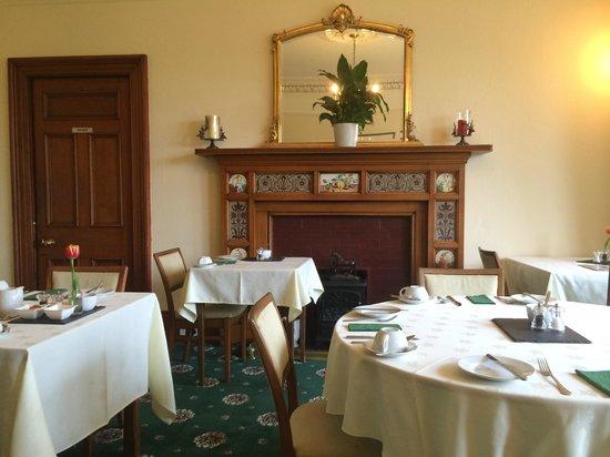 Balnearn House: Breakfast room/dining room