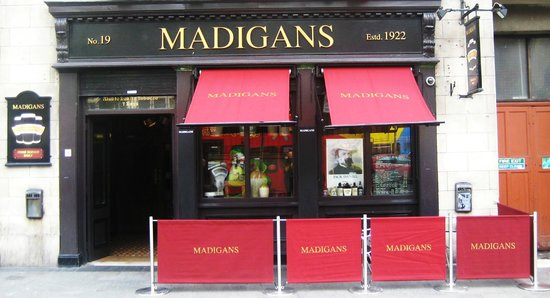 Madigans O'Connell Street