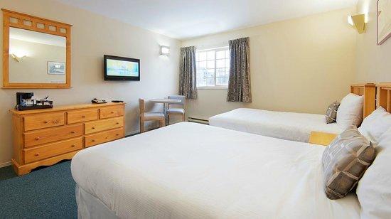 Fernie Slopeside Lodge: Standard Room