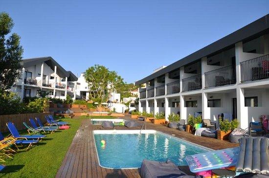 Aqua Bay Hotel: Бассейн у номера