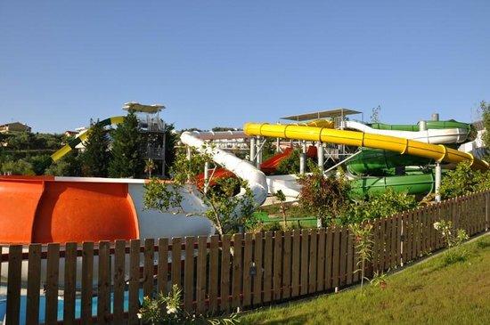 Aqua Bay Hotel: Аквапарк