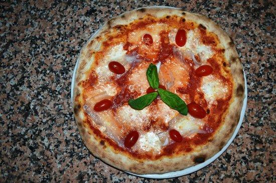Pizzeria Fata Morgana: Pizza Mago Merlino