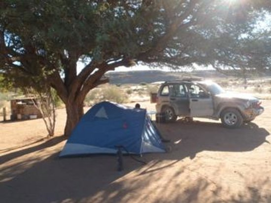 Canyon Roadhouse: Campsite 9