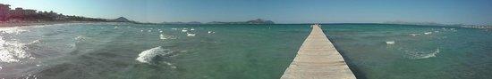 Playa de Muro Beach: Vistas Playa