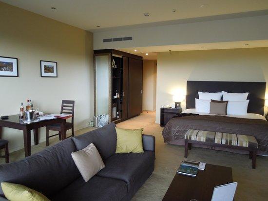 Select Braemar Lodge & Spa : The room