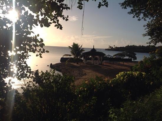 Maritim Resort & Spa Mauritius : Wedding gazebo