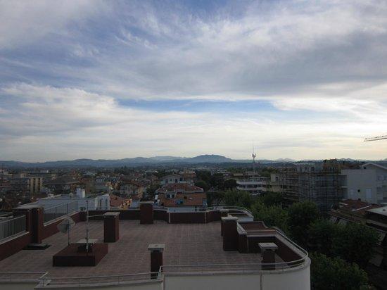 Hotel Concordia: panorama 5 piano