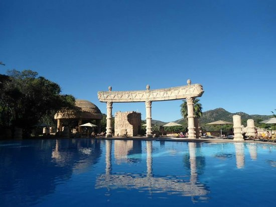 The Palace of the Lost City: Arredores do Hotel