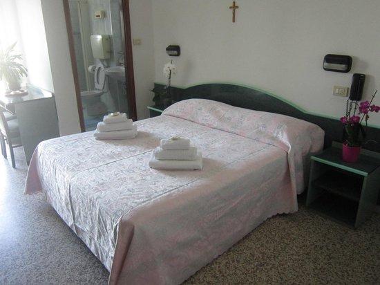 Hotel Concordia: camera doppia