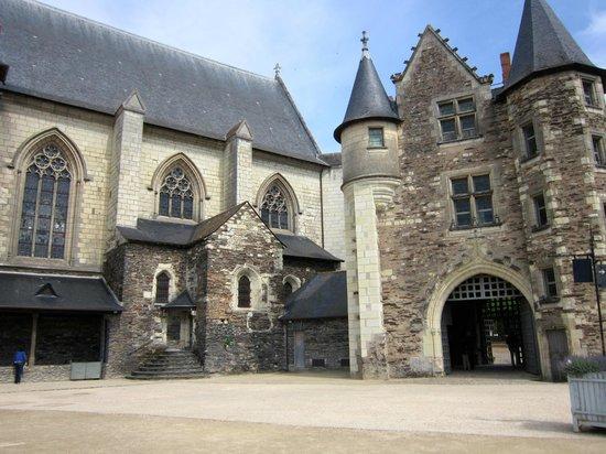 Château d'Angers : Chapel