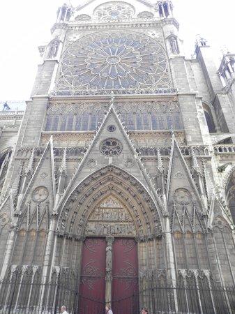 Cathédrale Notre-Dame de Paris : Maravilhosa