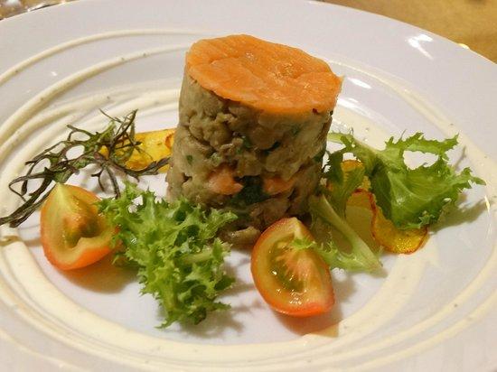 Hotel Noi Casa Atacama: Restaurante Romeria