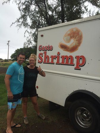 Geste Shrimp Truck: Wow....ridiculously great!