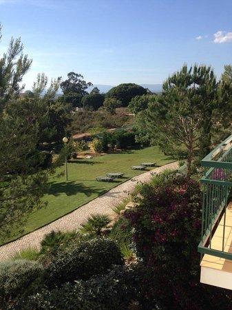 Vale d'El Rei Suite & Villas Hotel: View from villa 22 balcony