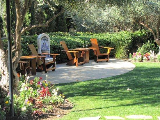 Estancia La Jolla Hotel & Spa: Picnic area