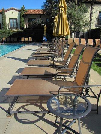 Estancia La Jolla Hotel & Spa : Pool