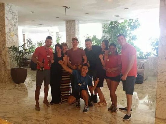 Hotel Best Tenerife: farewell from  the entertainment team