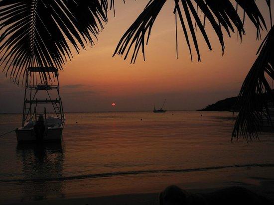Hotel Chillies: Sunset