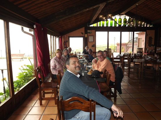 Tours In Tenerife: at Bodegas Monje winery