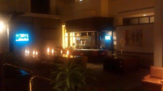 Embassy Suites by Hilton Boston / Waltham: Lobby & bar