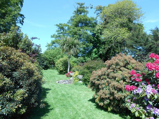 Durrant House: Beautiful gardens