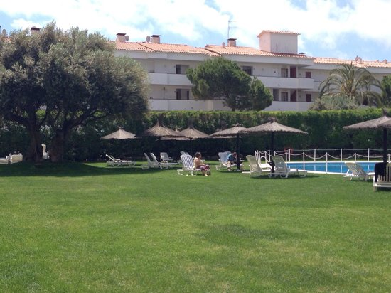 Melia Sitges: Zona piscina
