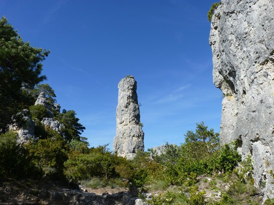Montpellier-le-Vieux : A future Hoodoo
