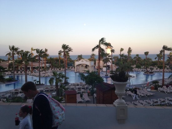 ClubHotel Riu Chiclana: View from restaurant